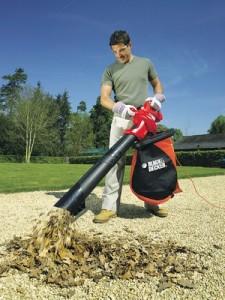 какой пылесос выбрать для уборки листьев в Вашем саду