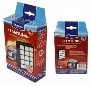 вкратце про фильтры для пылесосов фирмы Samsung