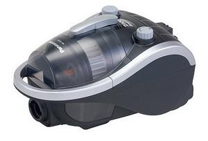 Пылесос с циклонным фильтром: торнадо в пластиковой коробке