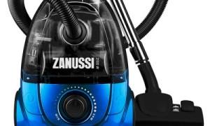 Выбираем качественный пылесос фирмы Занусси: лучшие модели и их описание