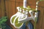 Обзор ручных пылесосов для бассейна фирмы Mountfield: модели 7-9-12m, а также Green Line