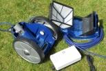 Полуавтоматические пылесосы для бассейна Mountfield: обзор моделей Mavix 4 и Zander, мнения потребителей