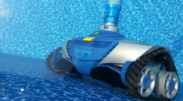Выбираем полуавтоматический пылесос для бассейна фирмы Zodiac: рассматриваем модели KONTIKI II, T5 DUO, T3, MX8